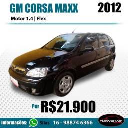 Chevrolet GM Corsa Hatch Maxx 1.4 Preto