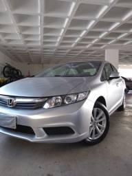 Honda New Civic LXS 1.8 16V 2014 FLEX