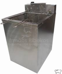 Fritadeira 18lt água e óleo