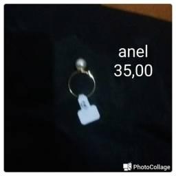 Cordao,brincos,pulseiras e anel