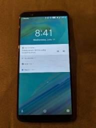 One Plus 5T - 128 GB - não aceito troca
