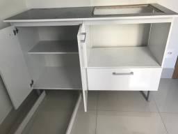 Armário cooktop