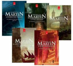 Game Of Thrones - 5 Livros