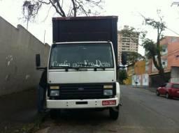 Caminhão Trucado Ford Cargo 1215 ano 97 - 1997