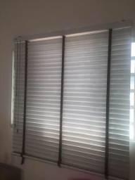 Vendo cortinas persianas novas