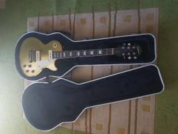 Guitarra Epiphone Les Paul Goldtop 56 Com Case