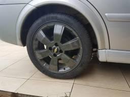 Vendo ou troco rodas 17/45/215 rodas em perfeito estado