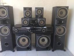 Home Theater 7.2 Canais Sony MUTEKI