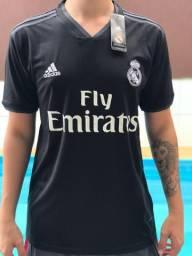 Camisa/Camiseta Real Madrid 18/19
