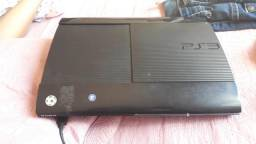 Ps3 super slim bloqueado( joga online)