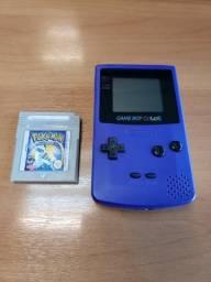 Game Boy Color + Pokémon Silver
