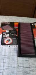 Filtro Esportivo K&N Passat 211 CV