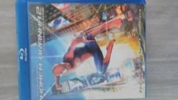 Homem Aranha 2 Blu-Ray