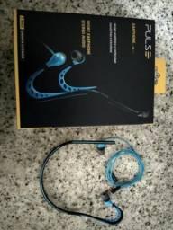 Headphone sport azul pulse PH200