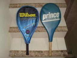 Raquetes de Tênis, duas em ótimo estado