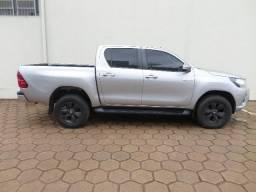 Toyota Hilux SRV Flex - 2016