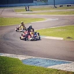 Kart CRG 2016 com motor Honda 21 HP comprar usado  Curitiba