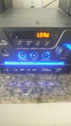 Home theater Dvd/cd/usb pendriver