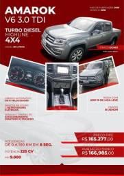 Amarok V6 3.0 TDI 4x4 HL 18/18 - 2018