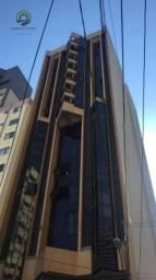 excelente sala comercial no centro de curitiba, aceita permuta por imóveis em itapoá