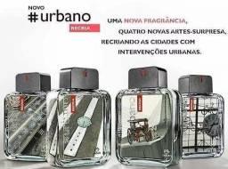 Perfume Colônia Natura #urbano Recria /100ml