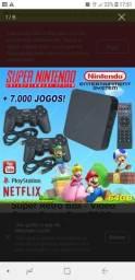 Vendo Retrô box. com 7000 mil jogos