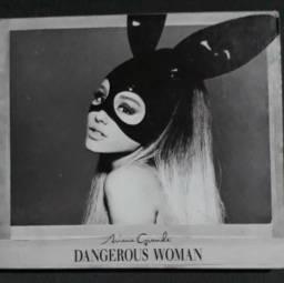 Ariana Grande - Dangerous woman semi novo