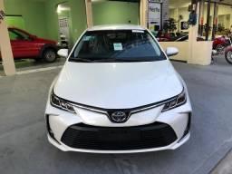 Toyota Corolla XEI Branco Perola 2020 0KM Pronta Entrega - 2019