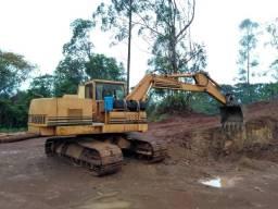 Escavadeira Hidráulica CASE 888B ano 1994
