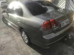 Civic lx 1.7 - 2005