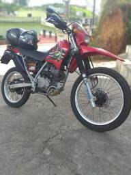 Xre 200 completa - 2002