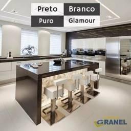 Título do anúncio: Bancada no Preto/Marmoraria Granel a N°1 em nacionais e importados