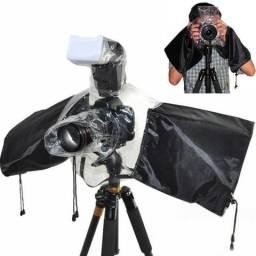 Capa Chuva Dslr Câmeras