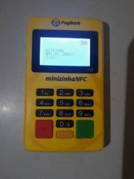 Lançamento Minizinha NFc