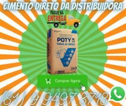 Cimento Direto da Distribuidora (Fazemos Entrega e Pagamento na Entrega) 13350747