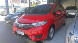 Honda Fit LX CVT 2015 - Impecável