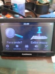GPS garmin com TV