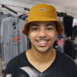 Chapéu Bucket Hat Pescador