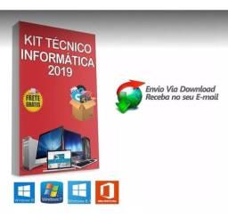 Kit técnico informática