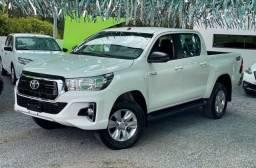 Toyota Hilux 4x4 2.8 TDI Diesel Automática