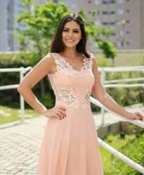 Vestido de noiva civil ou festa