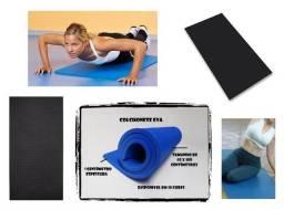 Colchonete Tapete EVA Yoga 1.00 m x 50 cm x 10 mm