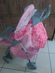 Vendo carrinho de bebê semi novo