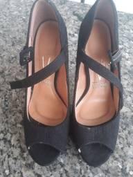 Sandalia salto fino vizzano