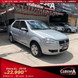Siena EL 1.0 Flex 2010 Extra