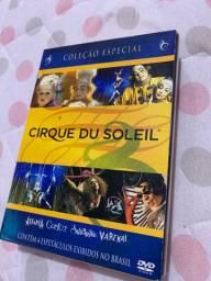 Coleção especial circo eu soleil