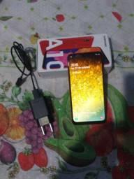 A10 32GB celular zero com caixa e carregando impecável  não tenho fone