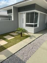 Casa pronta para morar com 2 dormitórios Palhoça