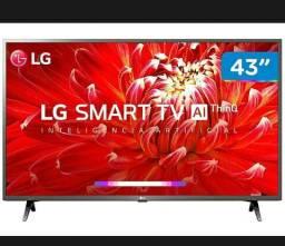 """Smart tv LED 43"""" LG"""