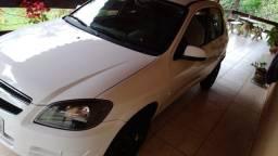Celta LT 4p branco completo o mais novo de goiania